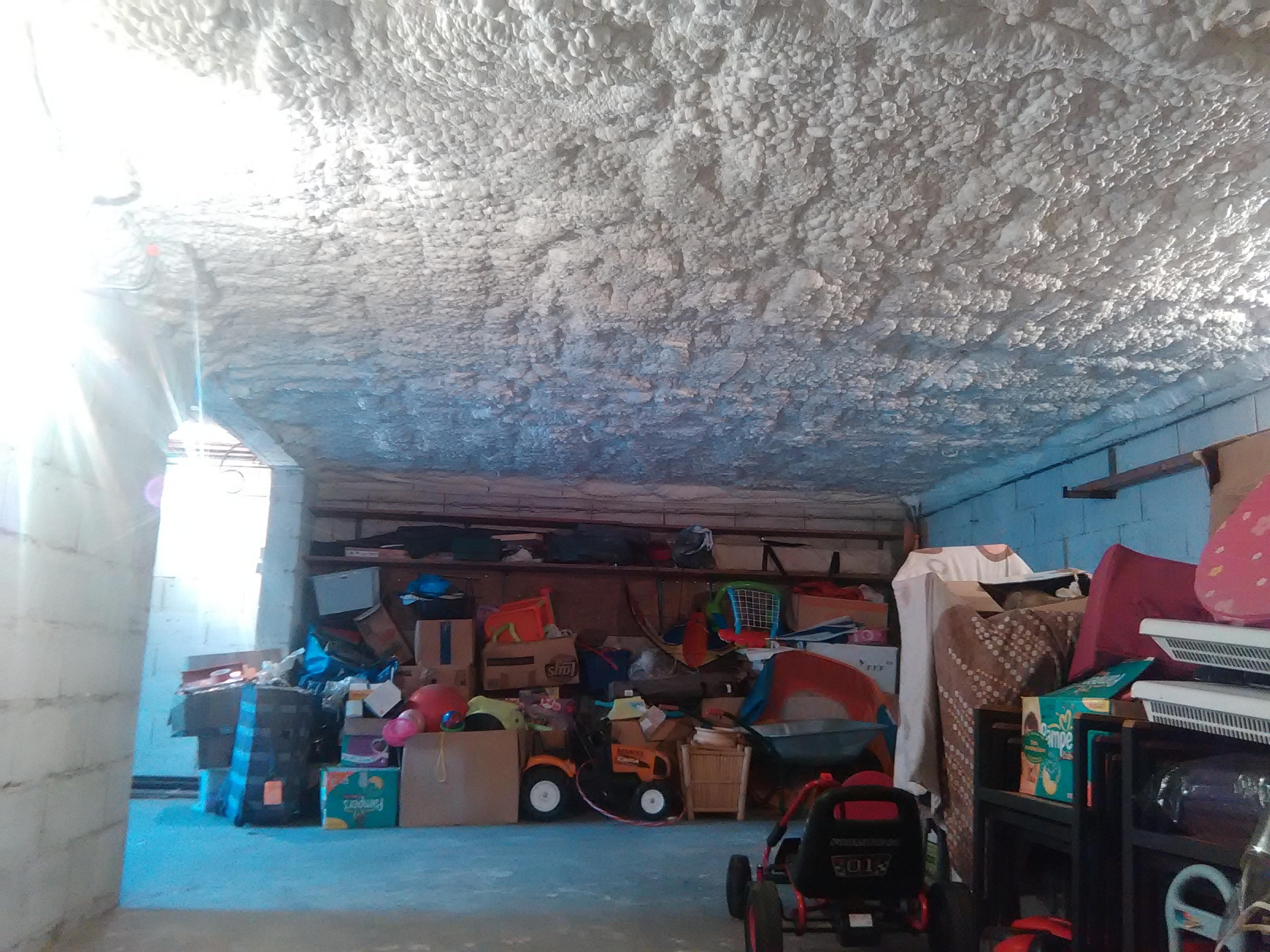 Isolation d 39 un garage par l 39 int rieur durabilis - Isolation par l interieur ...