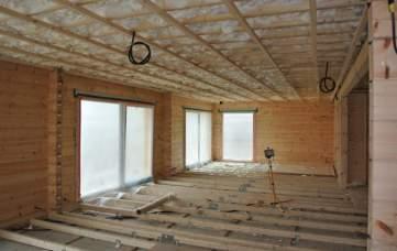 isolation de maison bois isolant pour maison ossature. Black Bedroom Furniture Sets. Home Design Ideas